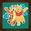 Thumbnail: 4095 - Quadro com moldura Ursinho Pooh e Tigrão