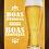 Thumbnail: 5039 - Quadro Para Guardar Tampinhas - Boas Pessoas, Boas Cervejas