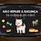 Thumbnail: 8024 - Quadro com moldura Não Repare a Bagunça - Cão - Maltês