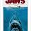 Thumbnail: 1075 - Quadro com moldura Tubarão