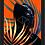 Thumbnail: 1702 - Quadro com moldura Pantera Negra