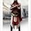 Thumbnail: 1744 - Quadro com moldura Assassin's Creed