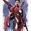 Thumbnail: 1161 - Quadro com moldura Homem de Ferro