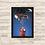 Thumbnail: 1063 - Quadro com moldura Homem Aranha vs Venom