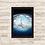 Thumbnail: 1637 - Quadro com moldura Tomorrowland - Um Lugar Onde Nada é Impossível