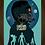 Thumbnail: 1060 - Quadro com moldura Guardiões da Galáxia