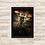 Thumbnail: 1612 - Quadro com moldura Resident Evil 4 - Recomeço