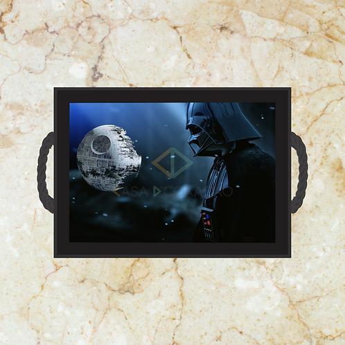 10040 - Bandeja Decorativa - Darth Vader - Star Wars