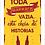 Thumbnail: 6061 - Quadro com moldura Toda Garrafa Vazia...