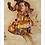 Thumbnail: 1560 - Quadro com moldura Bastardos Inglórios