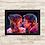 Thumbnail: 1132 - Quadro com moldura Star Wars Love