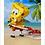 Thumbnail: 1670 - Quadro com moldura Bob Esponja