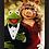 Thumbnail: 1587 - Quadro com moldura Os Muppets