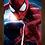 Thumbnail: 1377 - Quadro com moldura Homem Aranha
