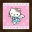 Thumbnail: 4079 - Quadro com moldura Hello Kitty