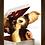 Thumbnail: 1544 - Quadro com moldura Gremlins