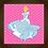 Thumbnail: 4100 - Quadro com moldura Princesas - Cinderela