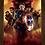 Thumbnail: 1348 - Quadro com moldura Capitão América