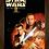 Thumbnail: 1411 - Quadro com moldura Star Wars - Episódio I - A Ameaça