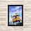 Thumbnail: 1512 - Quadro com moldura Debi & Lóide