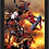 Thumbnail: 1111 - Quadro com moldura Homem Aranha