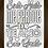 Thumbnail: 6417 - Quadro com espelho Sinto muito... - Hoʻoponopono