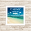 Thumbnail: 6121 - Quadro com moldura O Amor Está no Mar