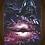 Thumbnail: 1743 - Quadro com moldura Star Wars - Darth Vader