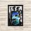 Thumbnail: 1461 - Quadro com moldura Hawaii Five-0