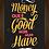 Thumbnail: 6303 - Quadro com moldura Money que é Good...