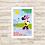 Thumbnail: 4135 - Quadro com moldura Minnie