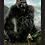 Thumbnail: 1567 - Quadro com moldura King Kong