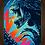 Thumbnail: 1704 - Quadro com moldura Alien