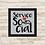 Thumbnail: 6227 - Quadro com moldura Serviço Social