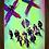 Thumbnail: 1409 - Quadro com moldura Esquadrão Suicida