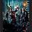 Thumbnail: 1344 - Quadro com moldura Vingadores
