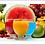 Thumbnail: 10036 - Bandeja Decorativa - Frutas e Sucos
