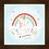 Thumbnail: 4045 - Quadro com moldura Love Unicórnios