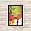 Thumbnail: 1802 - Quadro com moldura O Máscara