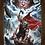 Thumbnail: 1079 - Quadro com moldura Thor