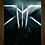 Thumbnail: 1383 - Quadro com moldura X-Men 3