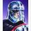 Thumbnail: 1709 - Quadro com moldura Star Wars