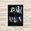 Thumbnail: 1381 - Quadro com moldura X-Men 1