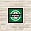 Thumbnail: 9033 - Relógio com moldura Heineken