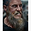 Thumbnail: 1305 - Quadro com moldura Vikings - Ragnar Lothbrok