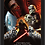 Thumbnail: 1417 - Quadro com moldura Star Wars