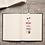 Thumbnail: 20097 - Marcador de Páginas - O Amor é uma Palavra de 4 Patas