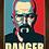 Thumbnail: 1274 - Quadro com moldura Breaking Bad - Danger
