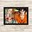 Thumbnail: 1699 - Quadro com moldura Dragon Ball Z