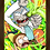 Thumbnail: 1081 - Quadro com moldura Rick and Morty